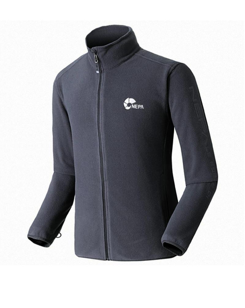 Áo có lớp vải bông mềm, giữ ấm cực tốt