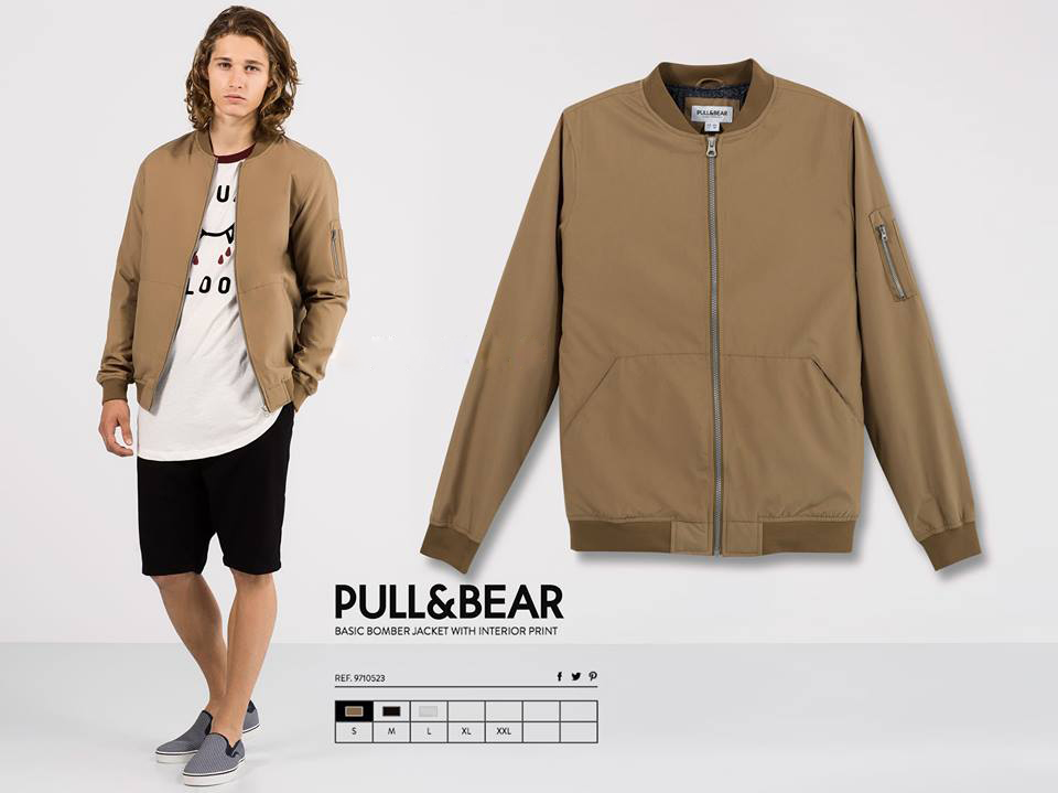 ao khoac nam Pull and Bear (1)
