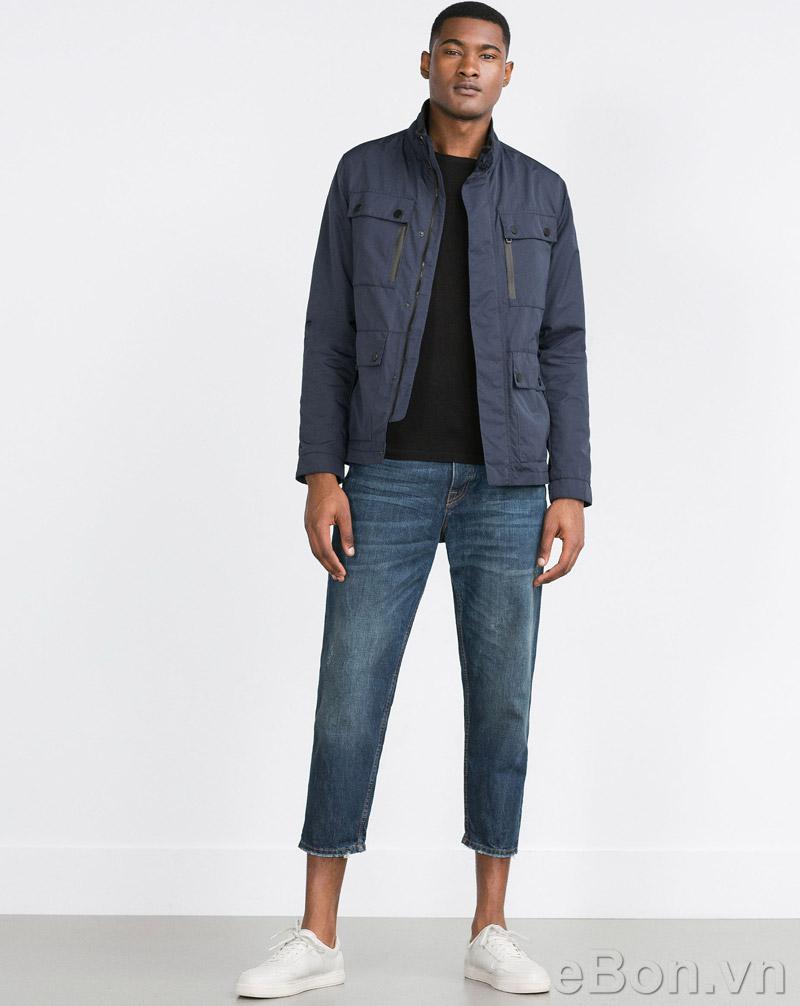 áo khoác Zara Man