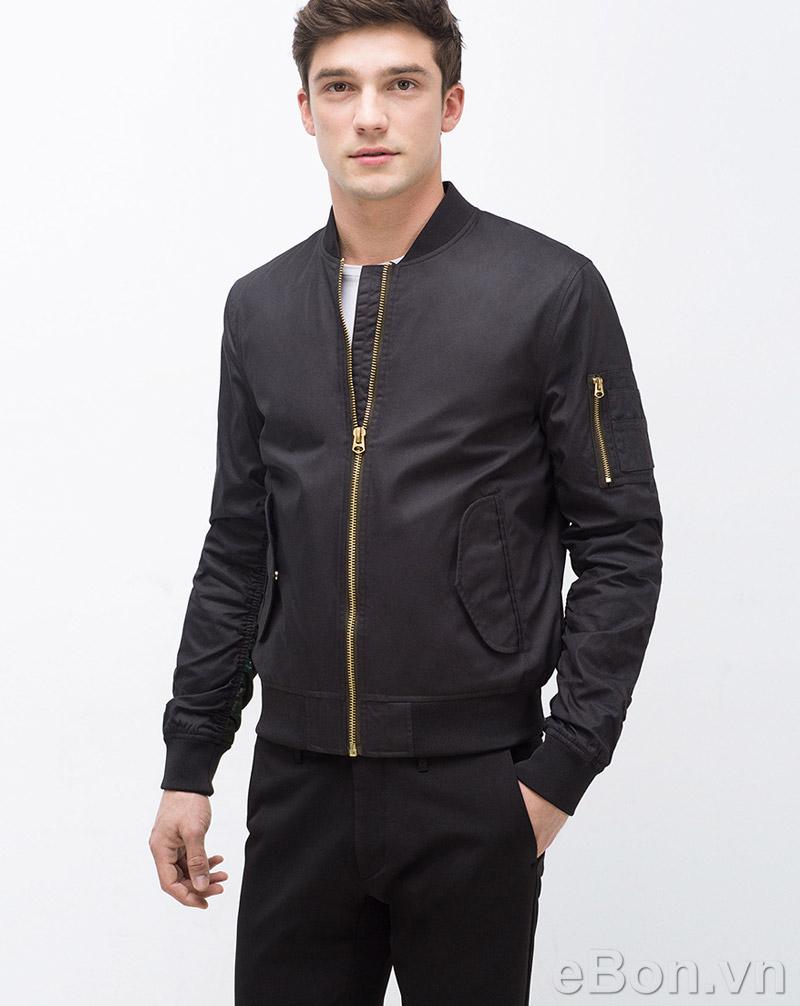 áo khoác xuất khẩu cho nam Zara