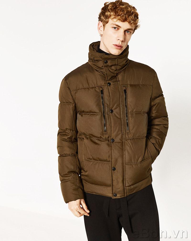 áo khoác xuất xịn Zara