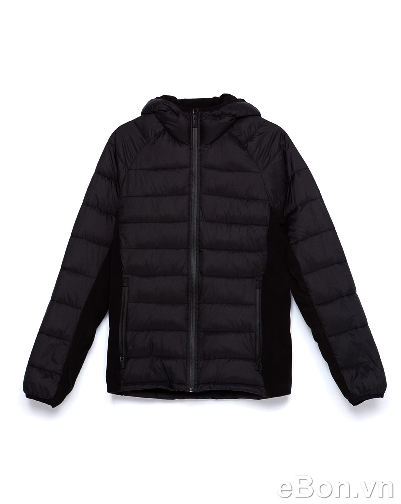 áo khoác nam Zara Quilted Jacket