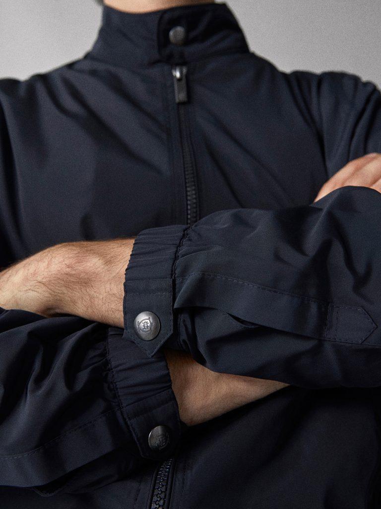Massimo Dutti Technical Bomber Jacket (Ref. 3470/088)