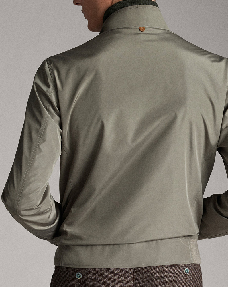 Áo khoác xuất xịn Massimo Dutti Technical Jacket