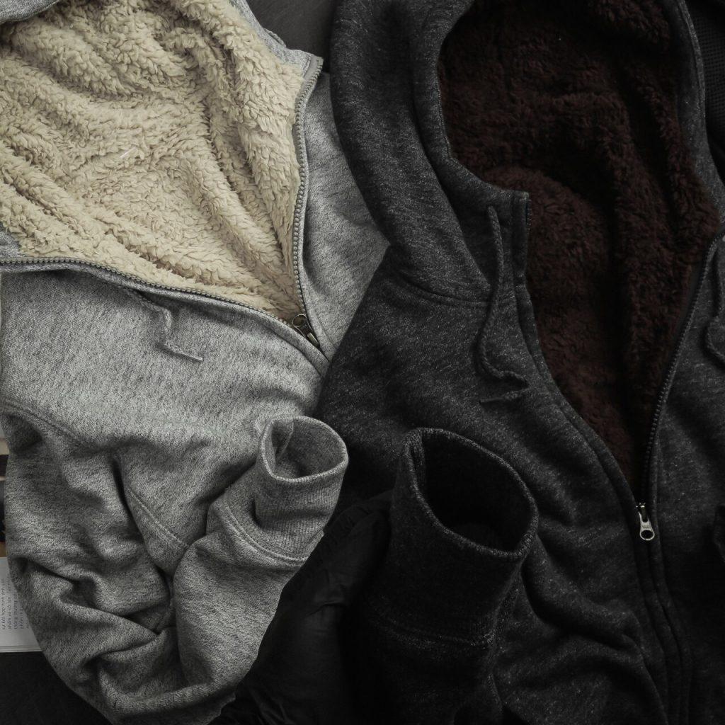 Áo khoác lông cừu cho nam Uniqlo
