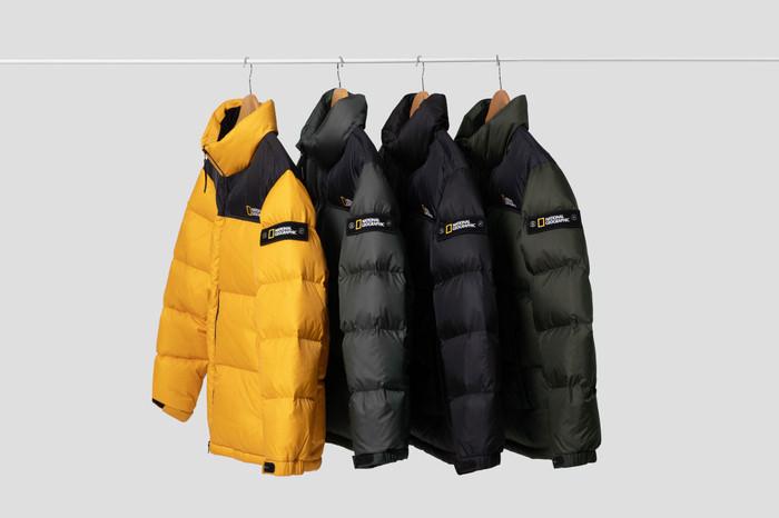 Áo khoác lông vũ nam xuất Hàn chính hãng với 4 màu đẹp đẽ