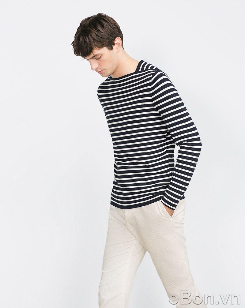 Một sản phẩm áo len từ Zara Man