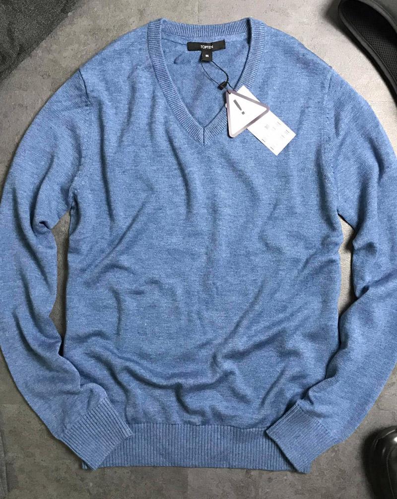 Áo len nam của thương hiệu Topten (Hàn Quốc)