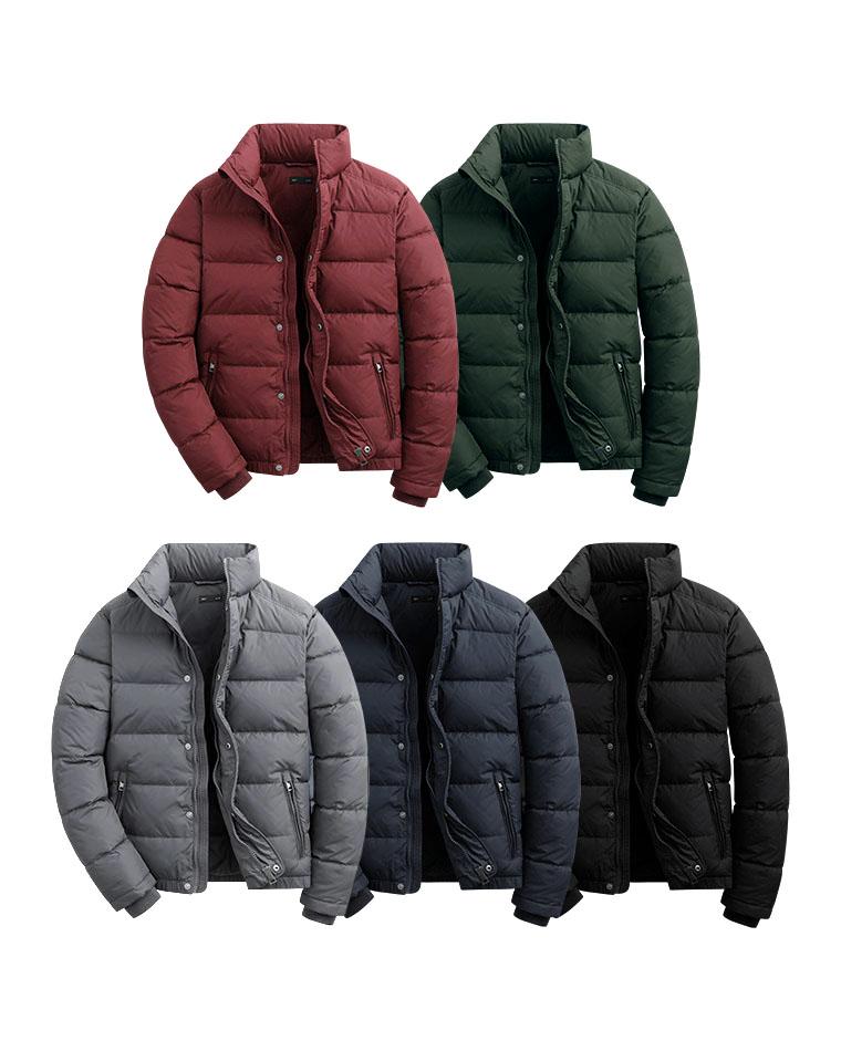 Áo khoác Lativ với chất liệu lông vũ siêu ấm, dày dặn, nhẹ nhàng