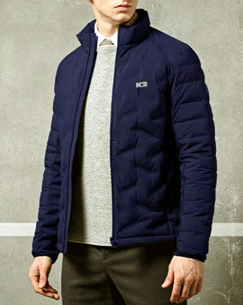 Áo lông vũ nam K2