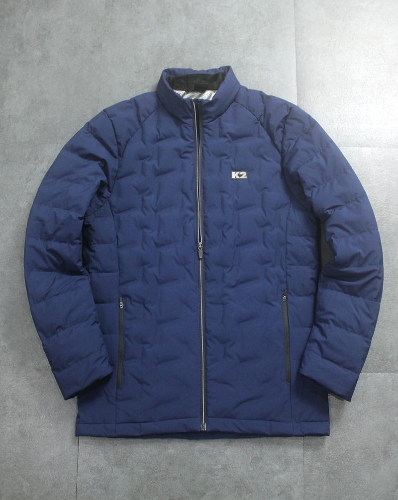 áo khoác chần lông vũ K2