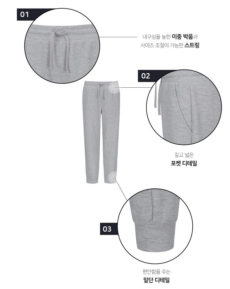 Quần jogger nam TOPTEN10 xuất Hàn